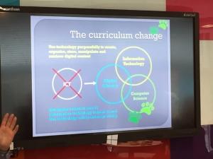 Läroplansförändring