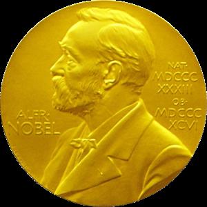 Nobelmedaljen - undrar hur svårt det är att gravera egna medaljer med de egna pristagarnas bilder med t.ex. 3D-skrivare?