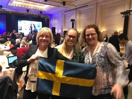 keynotes team Sweden