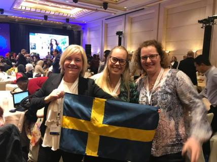 keynotes team Sweden